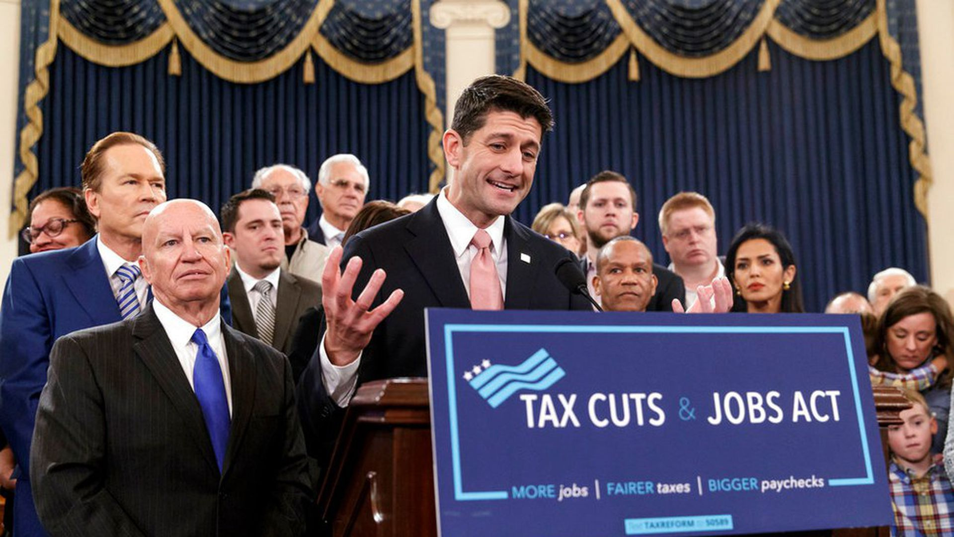 GOP tax plan would eliminate medical deduction