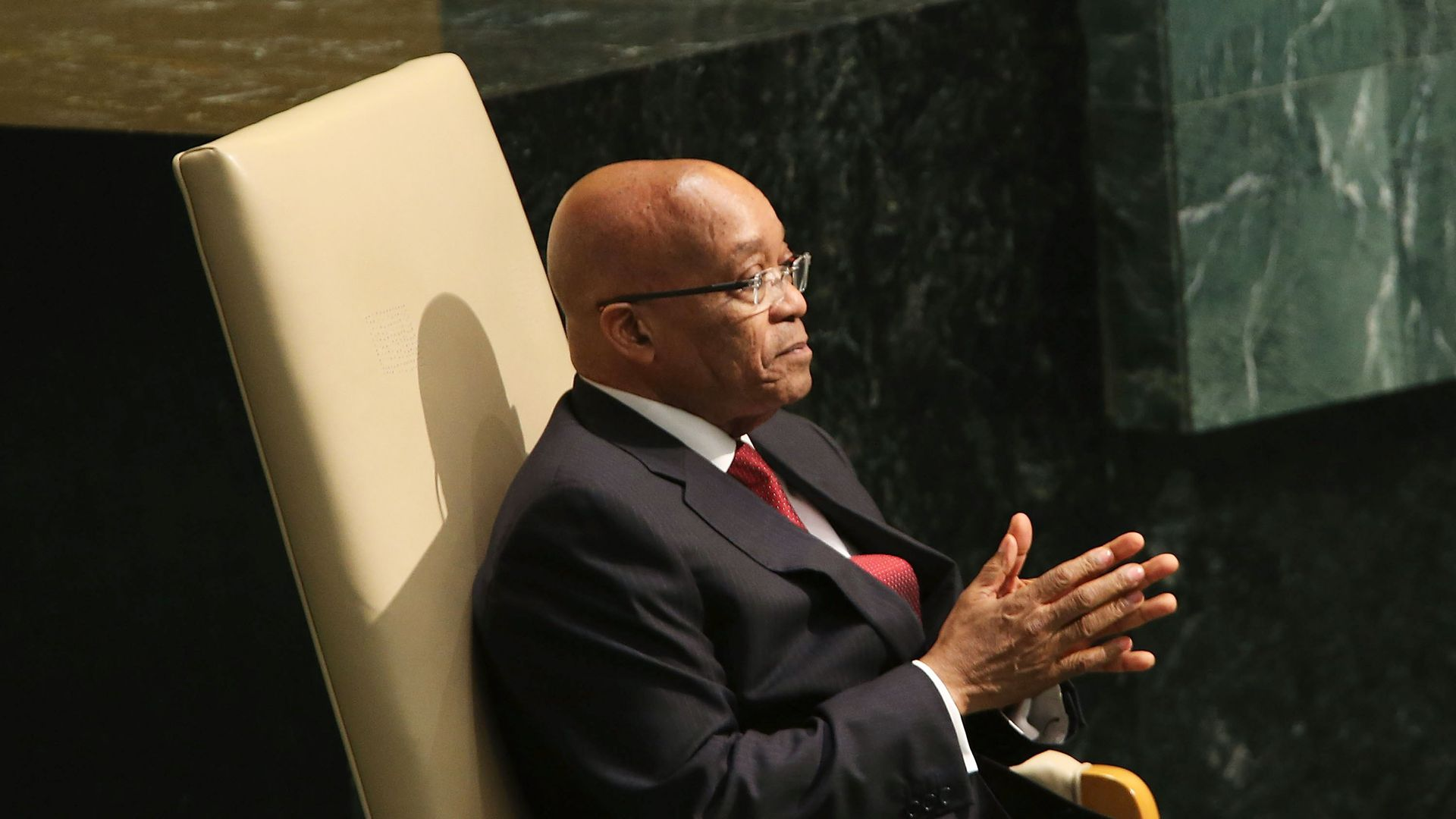 b6276e7624f Zuma s last stand  South African president s time is running out - Axios