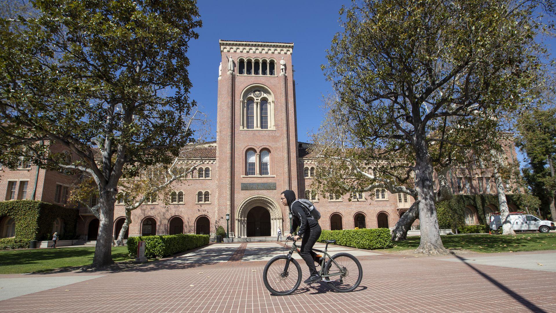 USLA campus