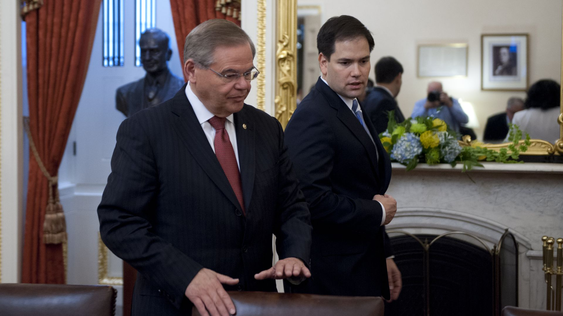 Menendez and Rubio