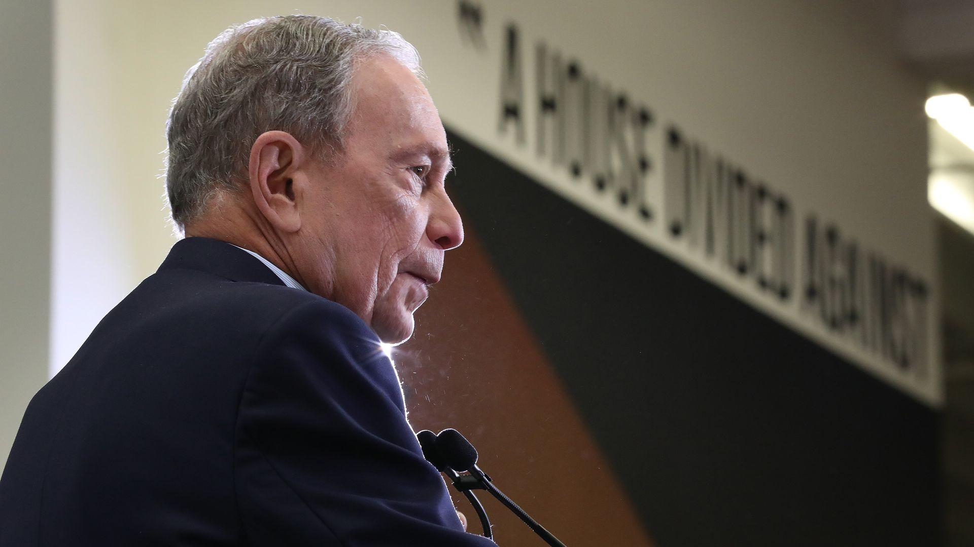 Michael Bloomberg backs statehood for Puerto Rico