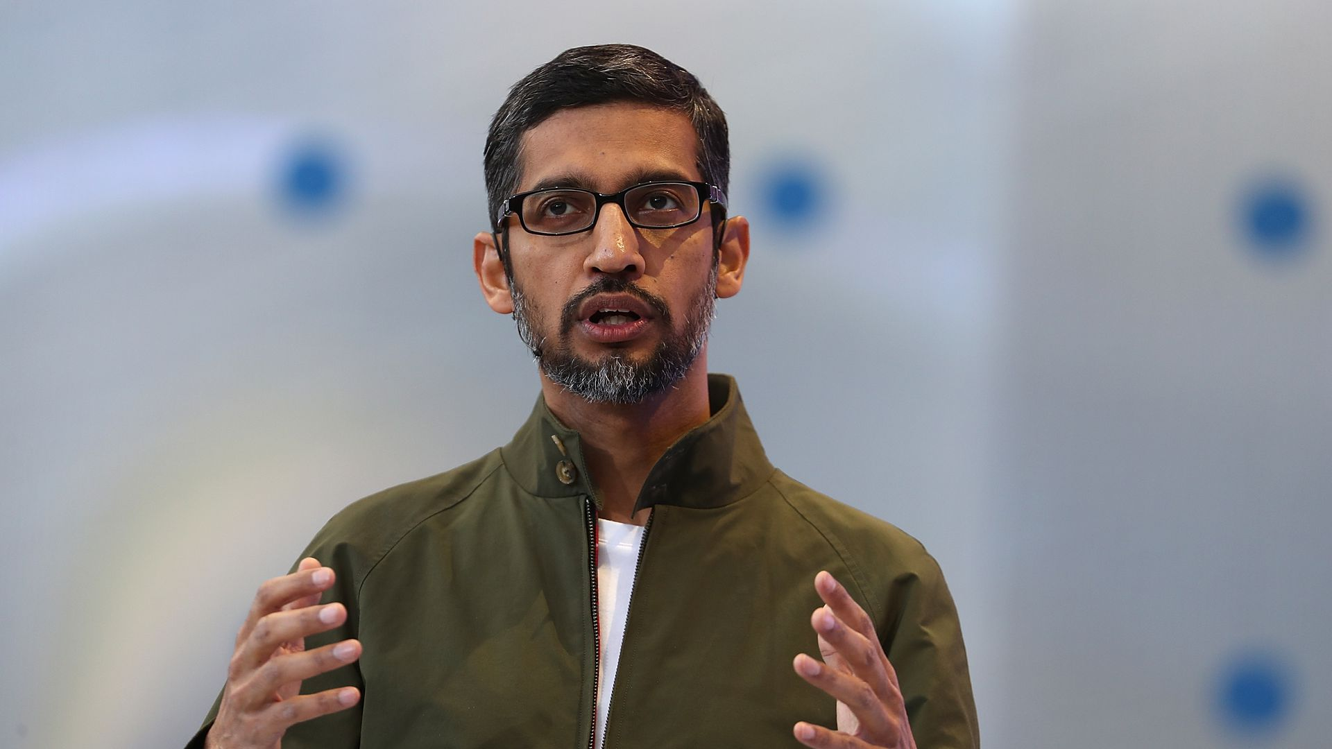 Google CEO discusses China search engine for the first time