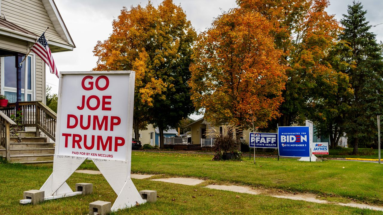 Voters in Wisconsin, Michigan urged to return absentee ballots to drop boxes