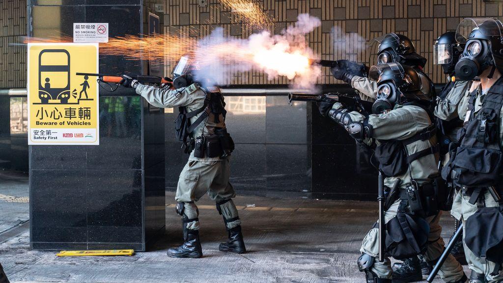 China rechaza que la prohibición de usar máscaras sea inconstitucional en Hong Kong
