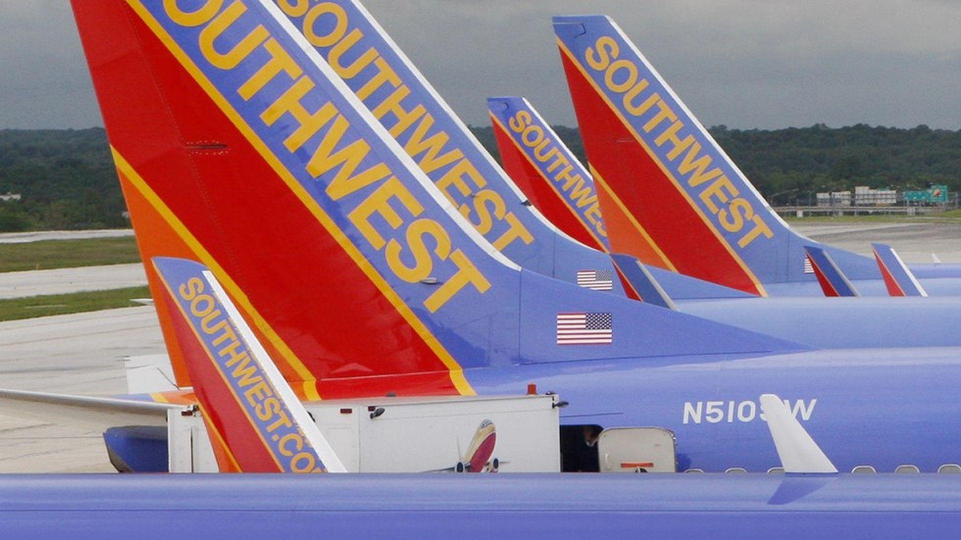 social southwest airline