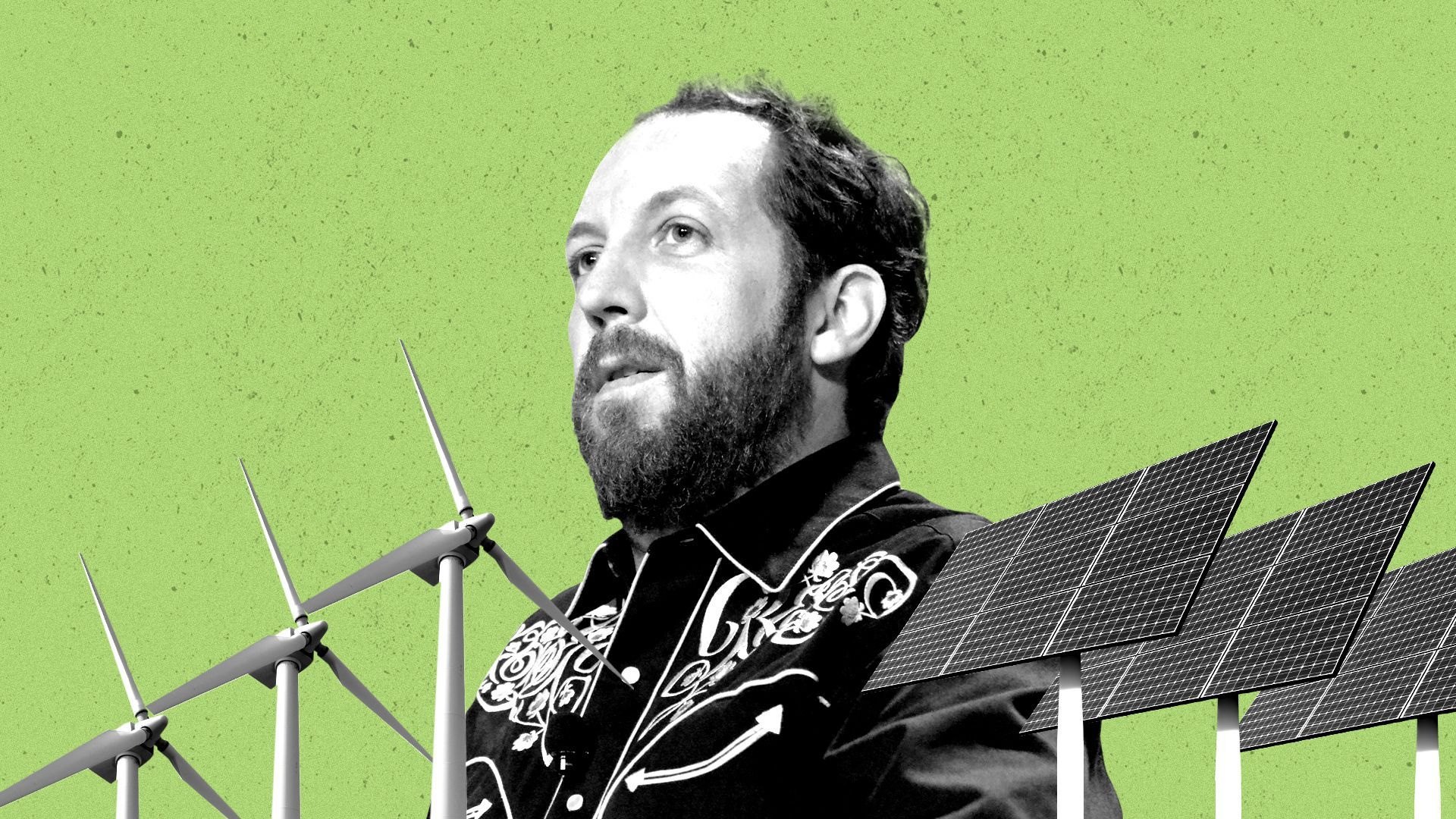 Chris Sacca returns to venture capital with clean energy firm