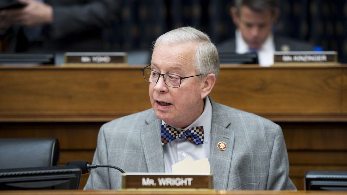 Texas Rep. Ron Wright dies following COVID-19 diagnosis ...
