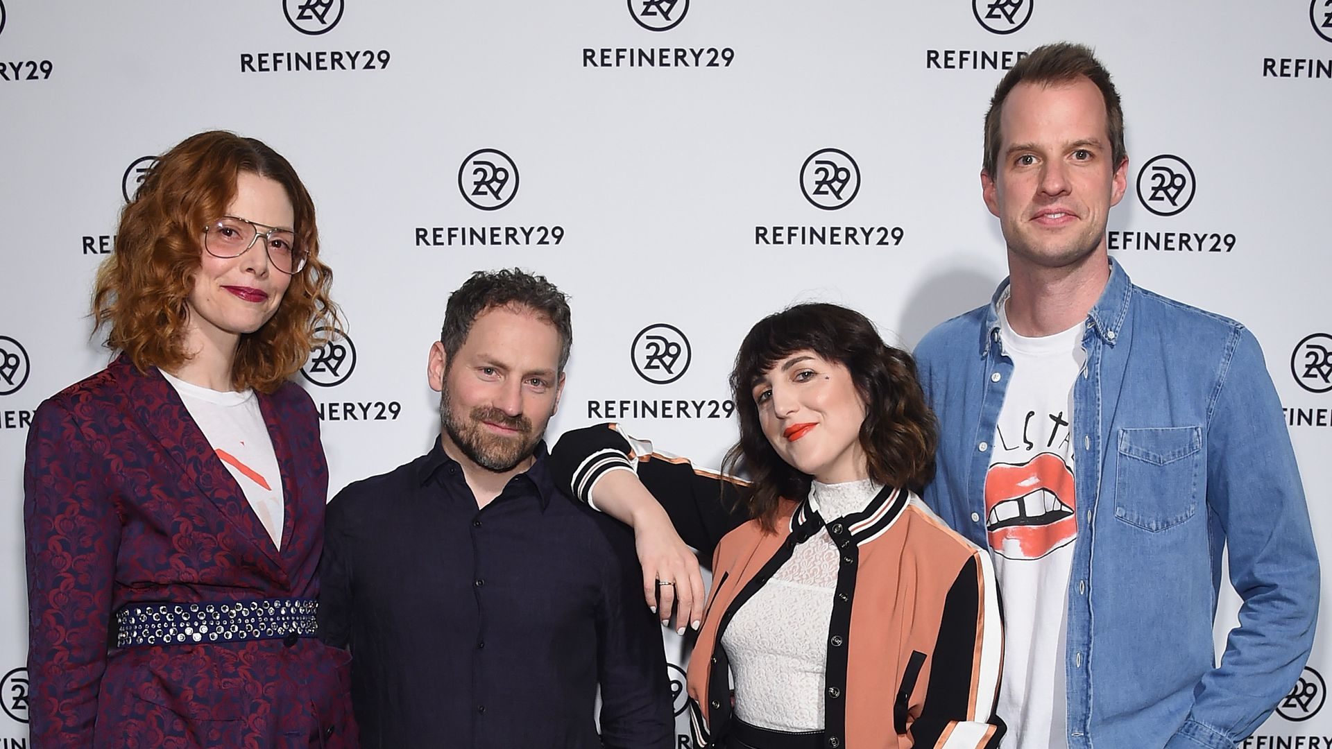 The founders of Refinery29