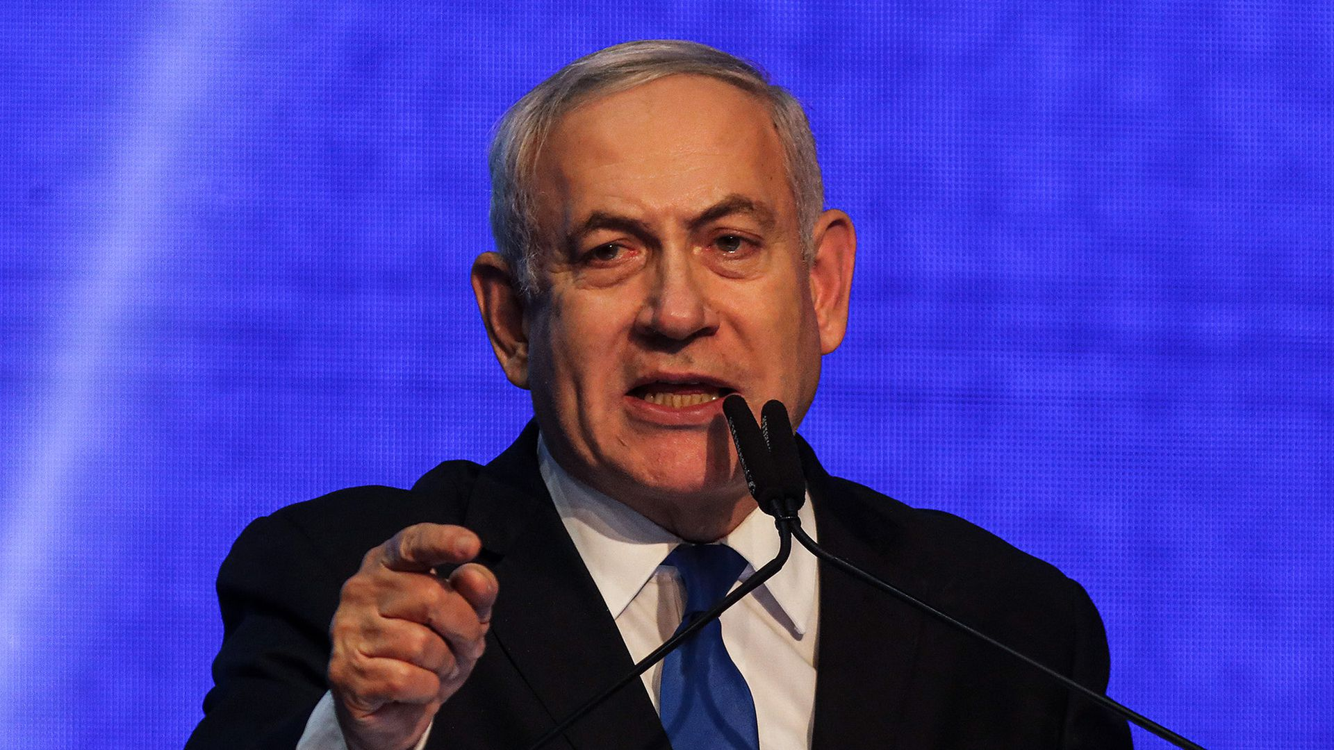 Netanyahu cancels trip to UN General Assembly over Israel election results