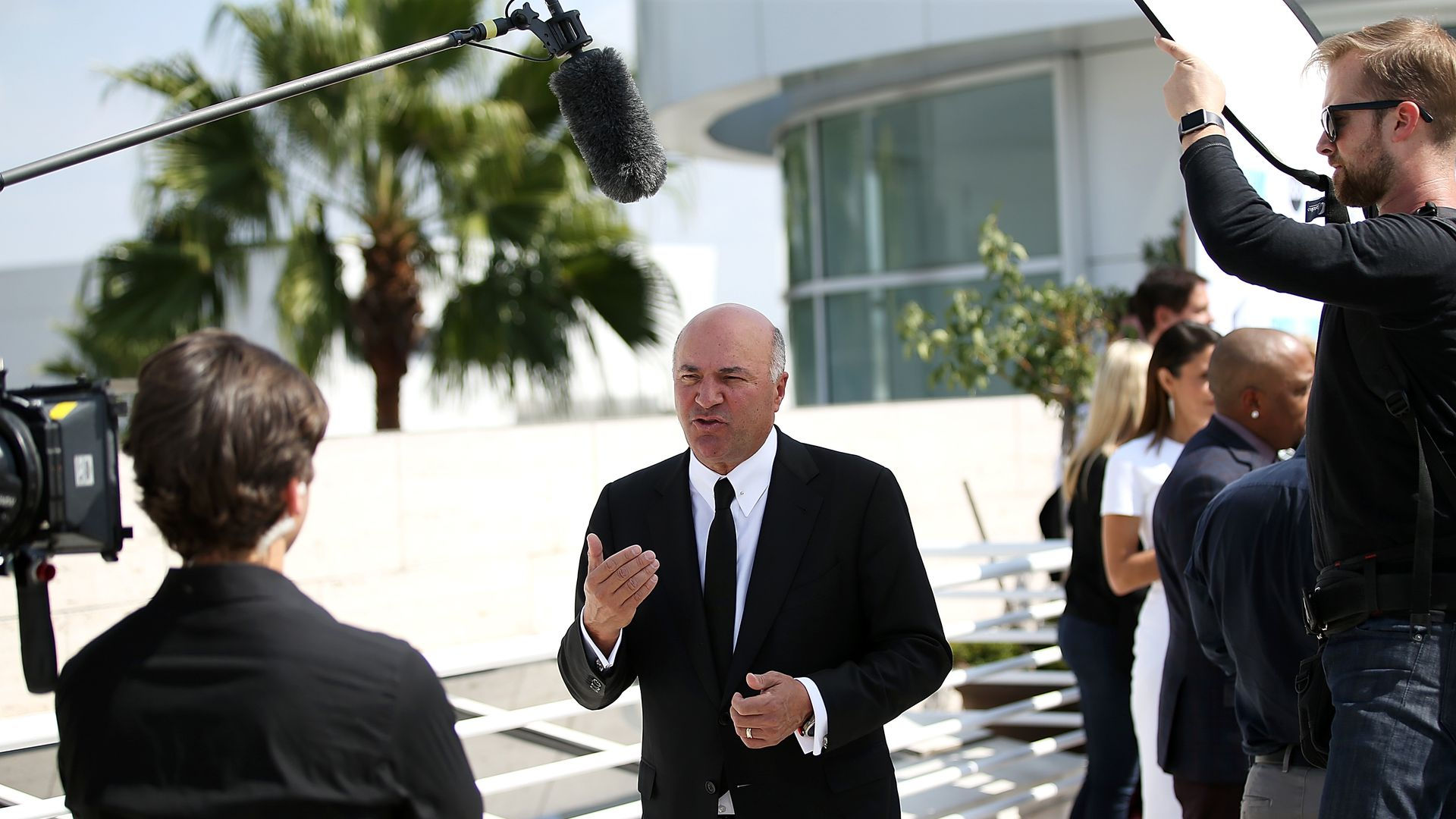 Shark Tank host Kevin O'Leary