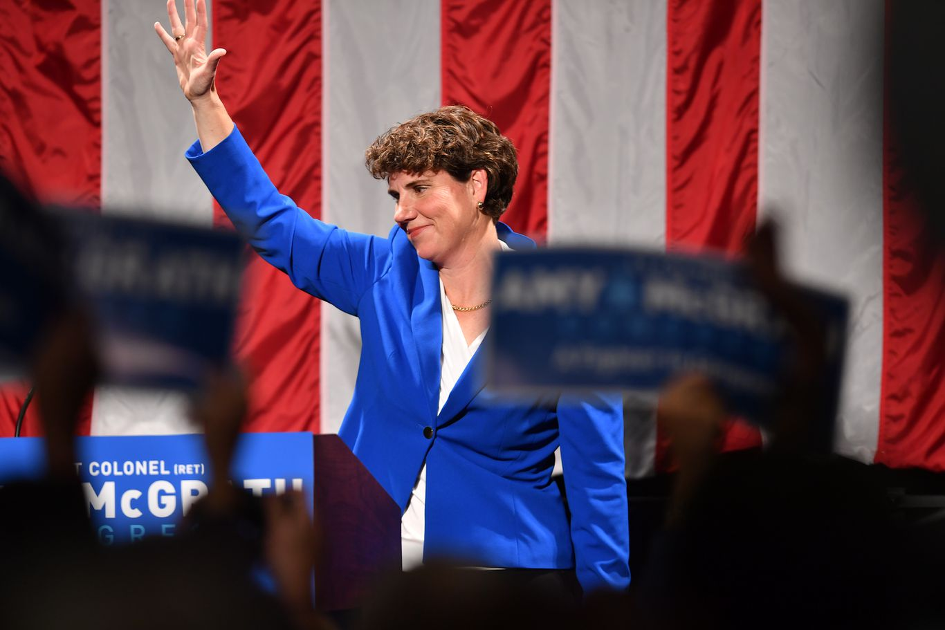 Amy McGrath wins Kentucky Democratic Senate primary thumbnail