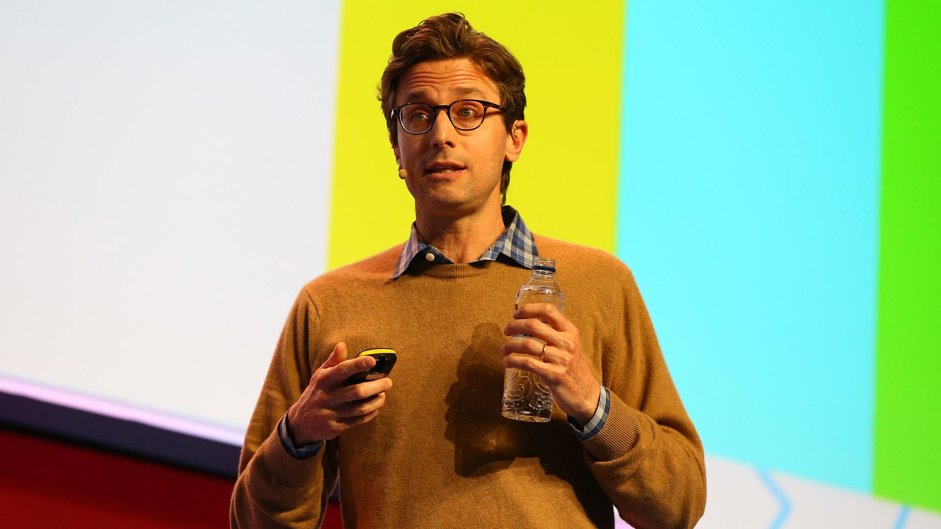 BuzzFeed founder and CEO Jonah Peretti in 2016.