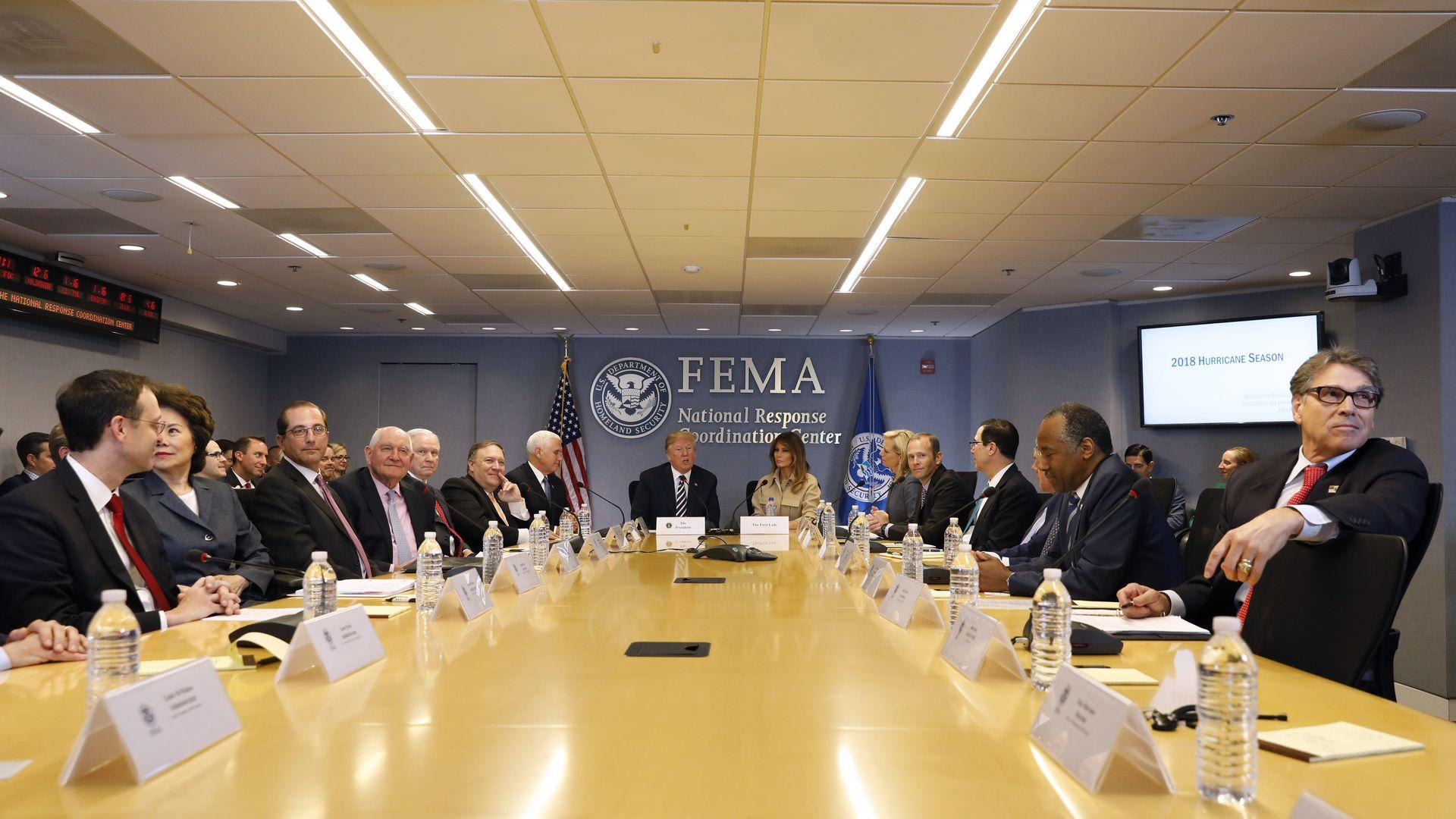 FEMA data breach leaks personal, banking details of 2.5 million disaster survivors