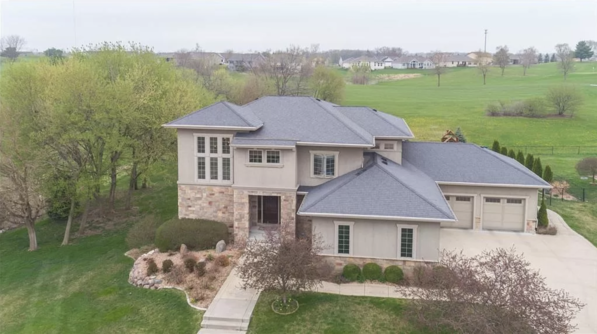 A home in Pleasant Hill that's up for sale.