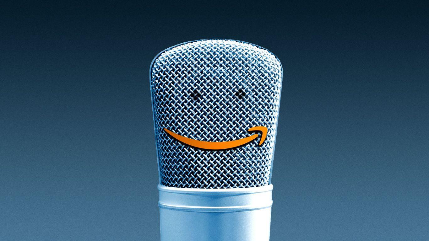 Scoop: Amazon quietly building live audio business