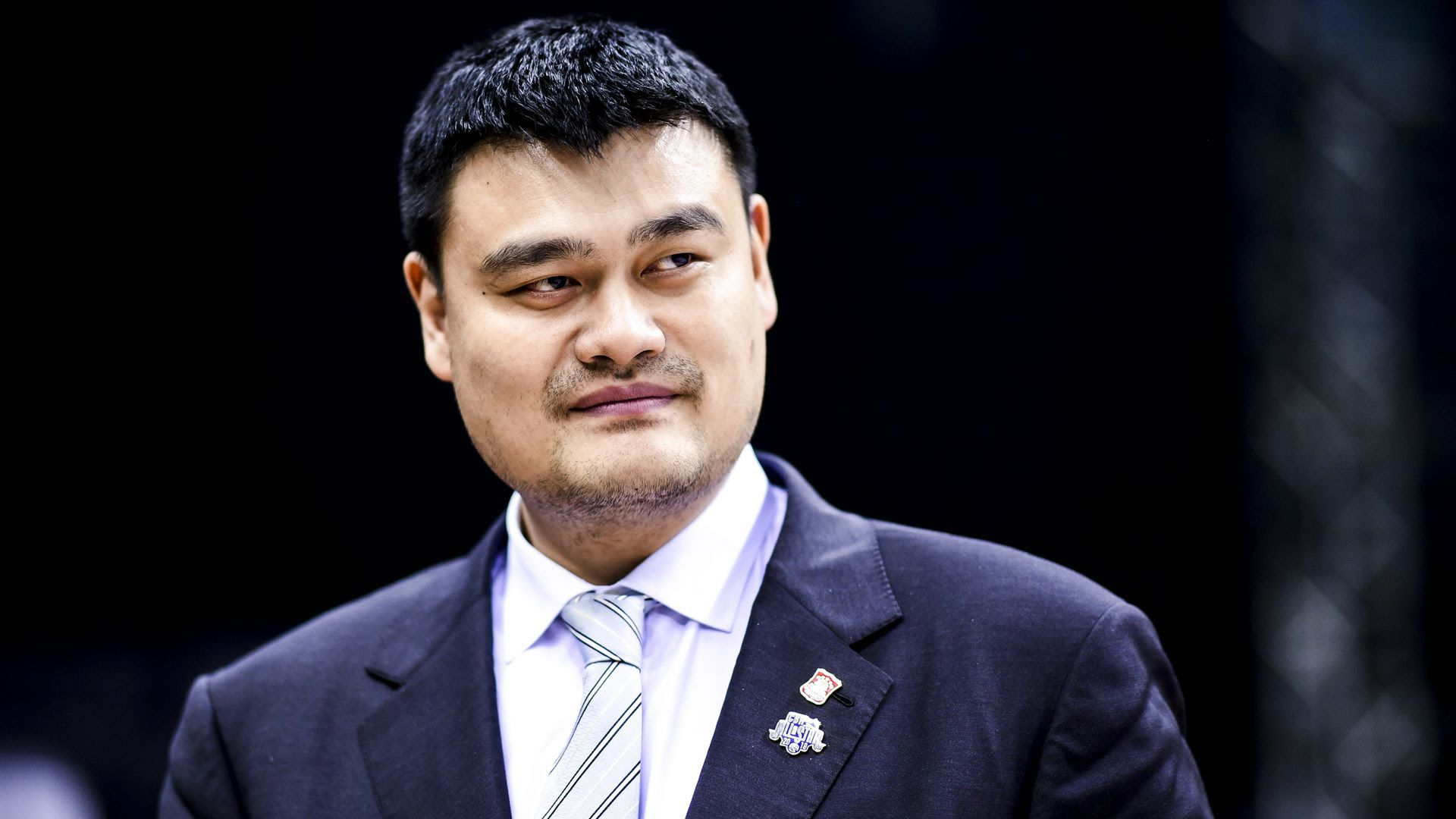 Yao Ming. Photo: Di Yin/Getty Images