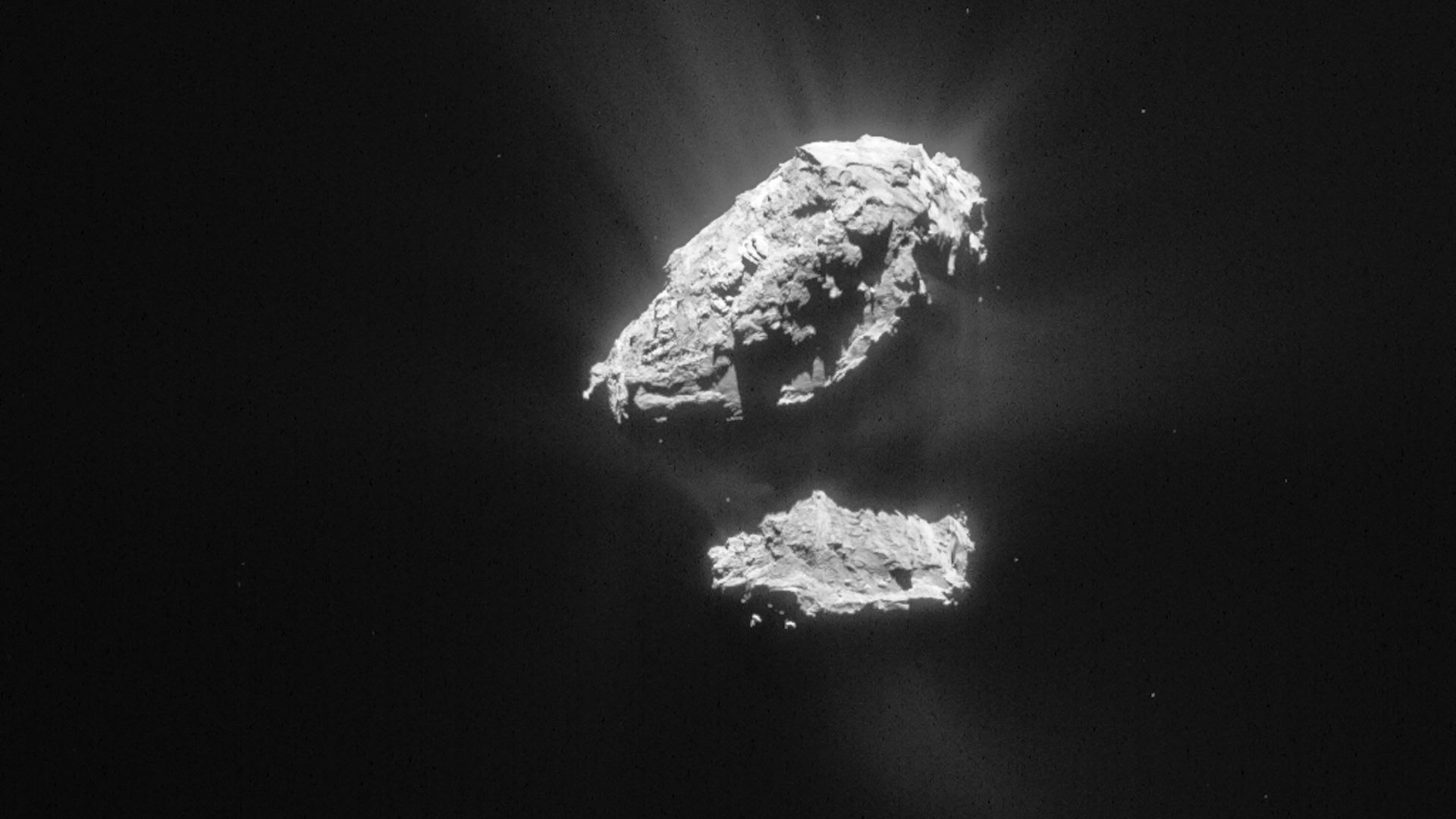 New project will try to get an up-close look of a comet in deep space