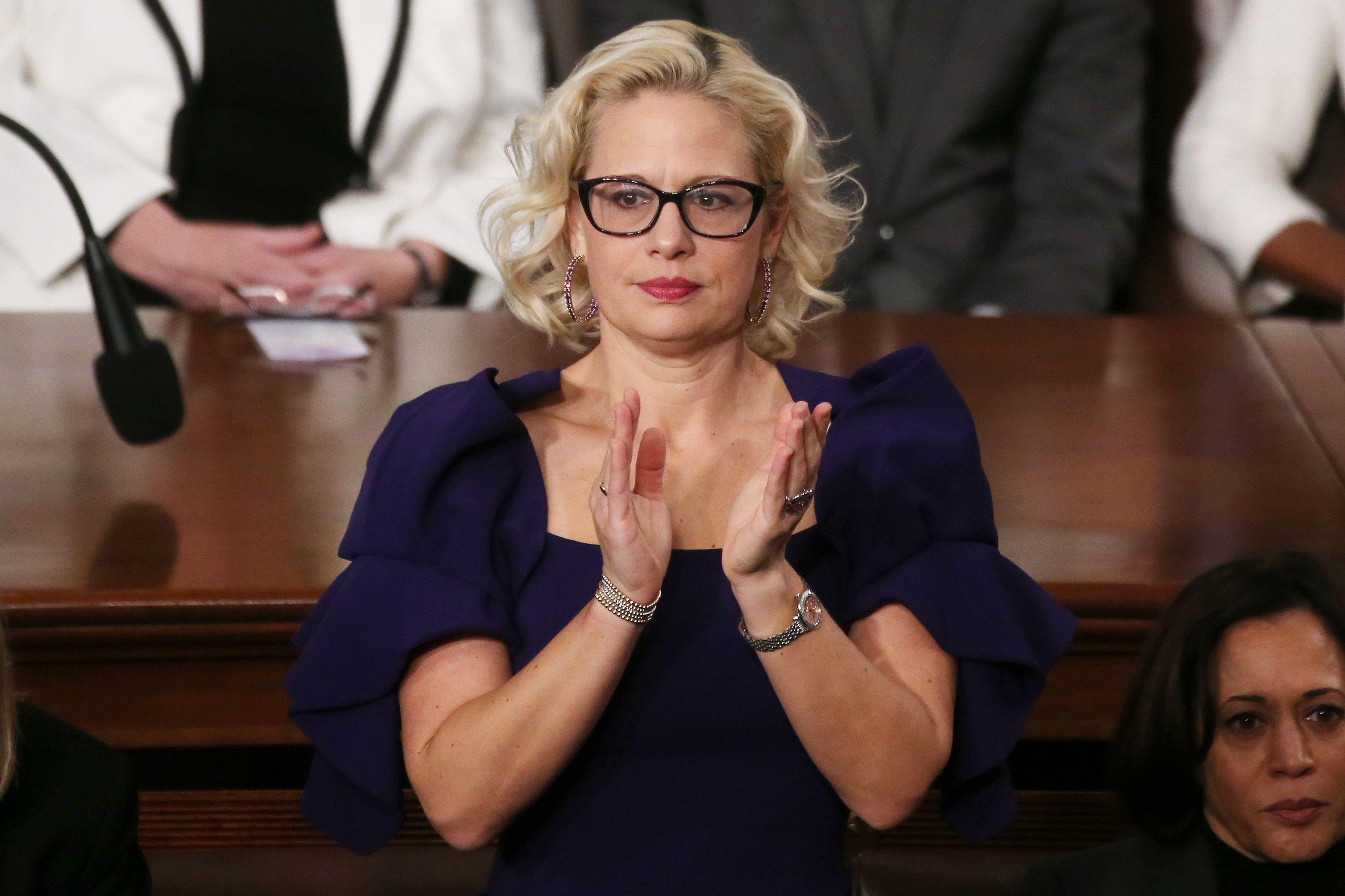 Sen. Kyrsten Sinema to vote to convict Trump - Axios