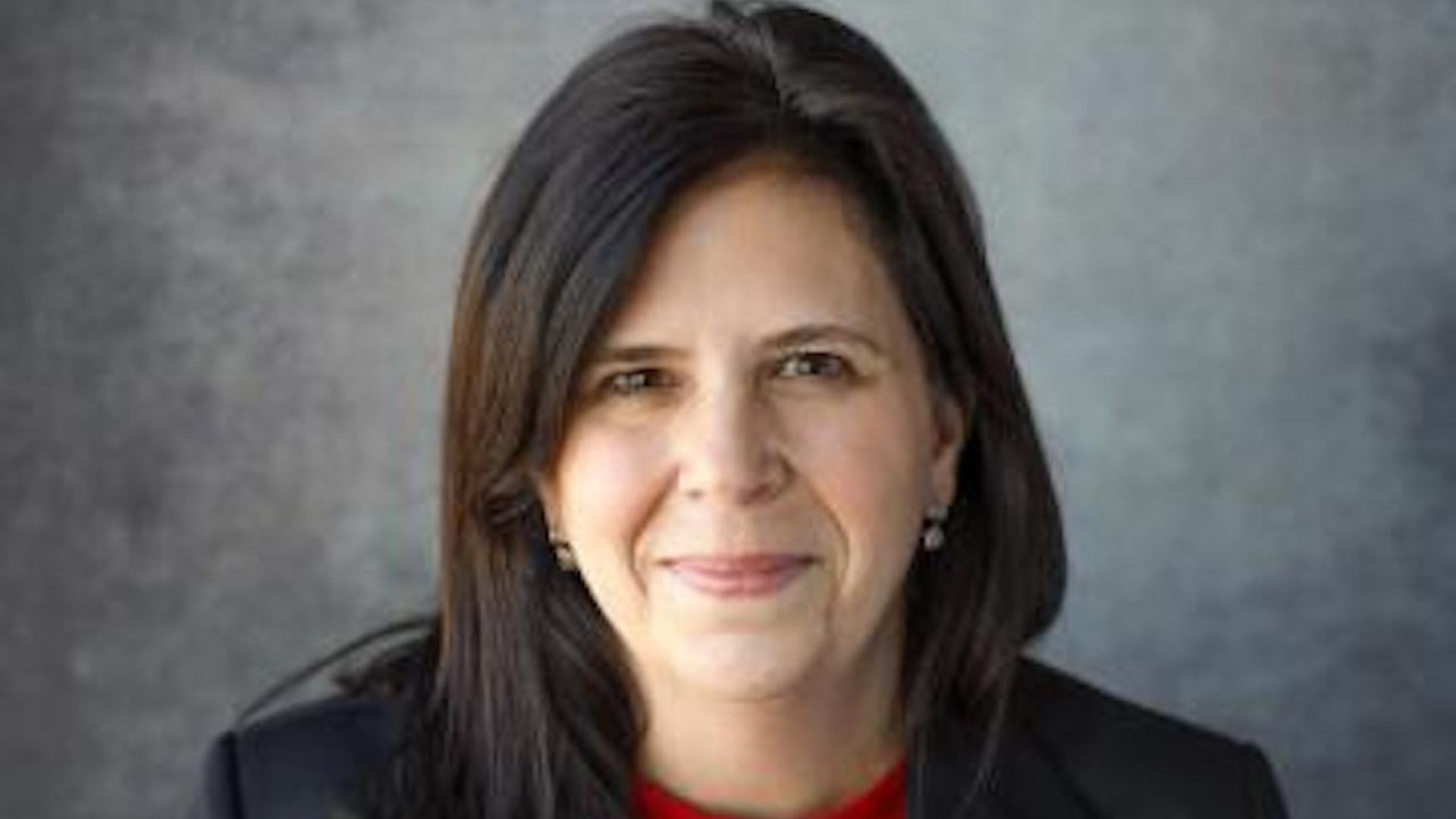 A headshot of Laura Bishop, commissioner of the Minnesota Pollution Control Agency.