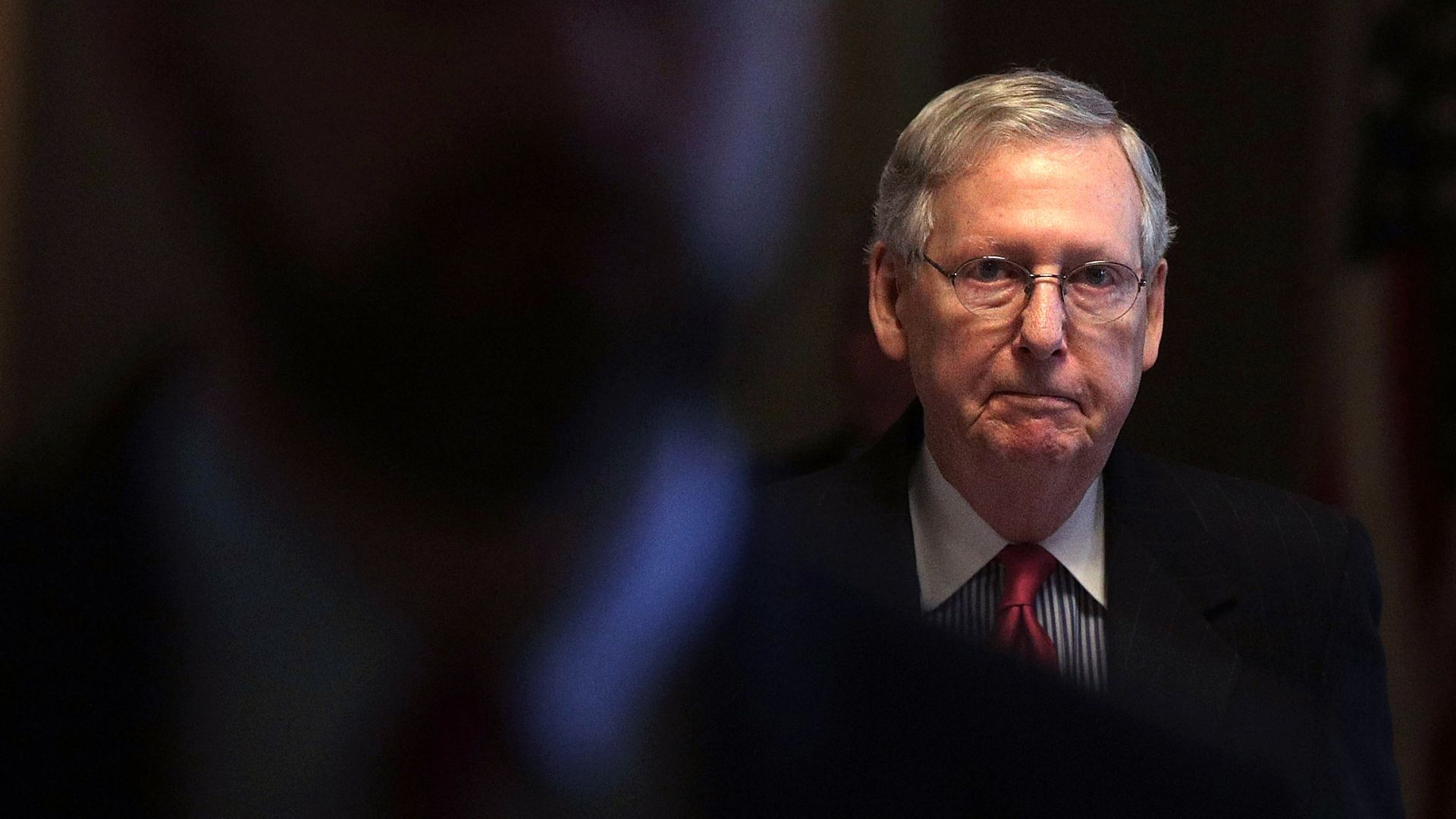 Senate Majority Leader Sen. Mitch McConnell (R-KY). Photo: Alex Wong/Getty Images