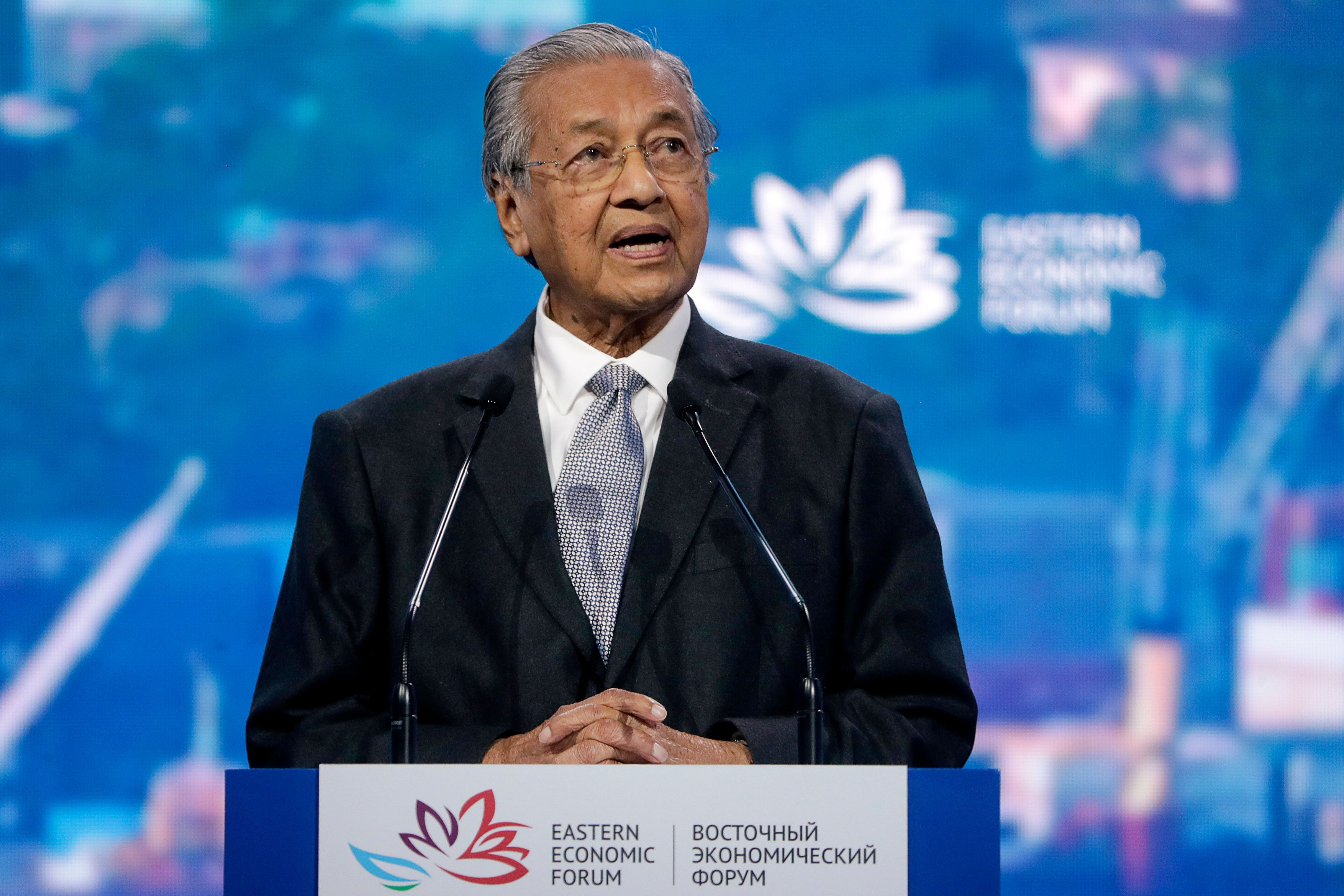 Malaysian Prime Minister Mahathir Mohamad submits resignation to king - Axios