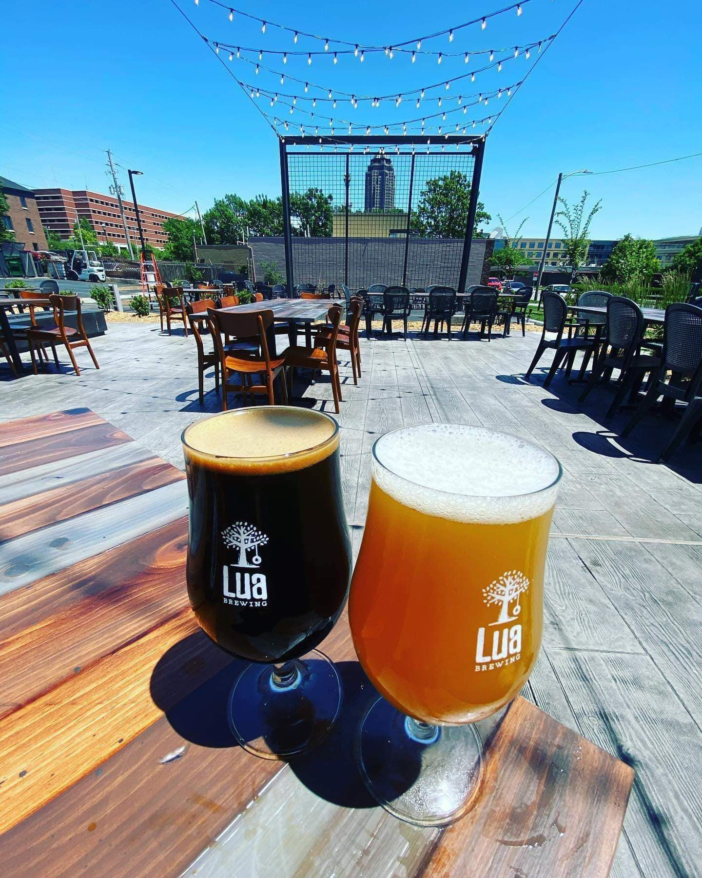 A photo of Lua Brewing