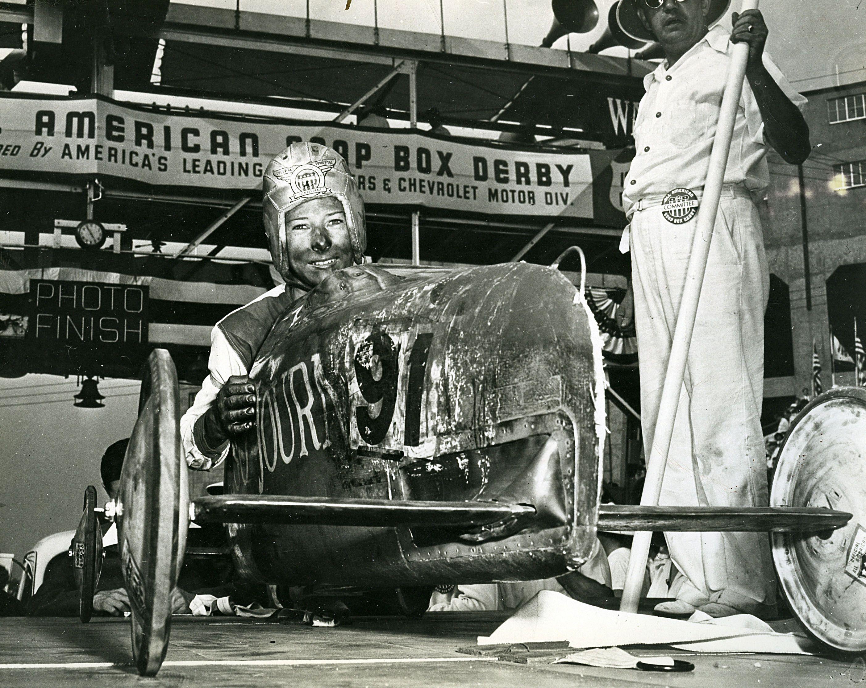 1946 All-American Soap Box Derby