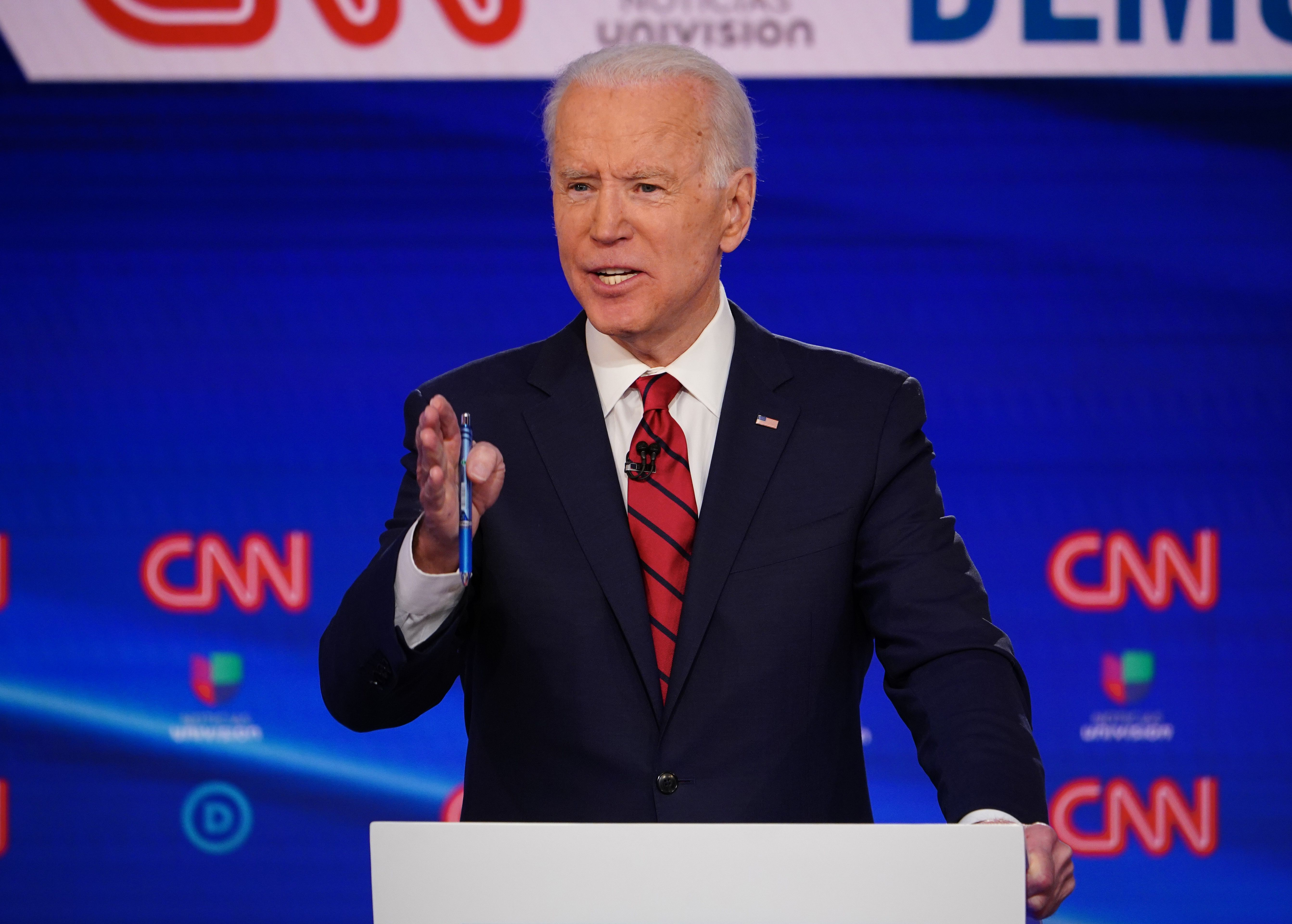 Biden tells Trump in letter that coronavirus outbreak shows why he must drop ACA case