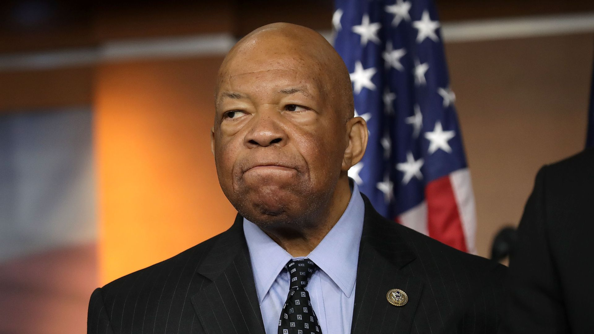House Oversight Committee Chairman Elijah Cummings is postponing holding a former White House official in contempt.
