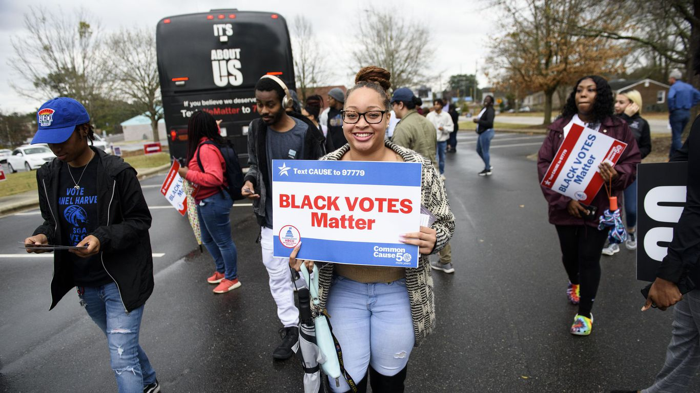 """""""Souls to the polls"""": Get-out-the-vote efforts in Black communities evolve amid pandemic thumbnail"""
