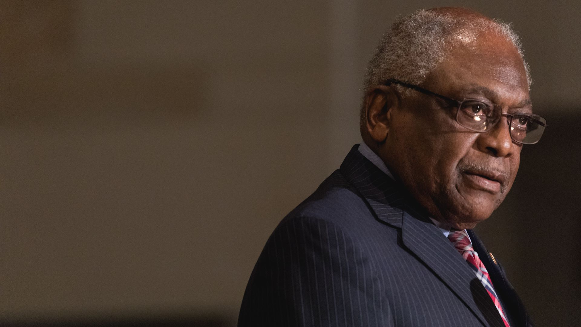 Assistant Democarat Leader James Clyburn.