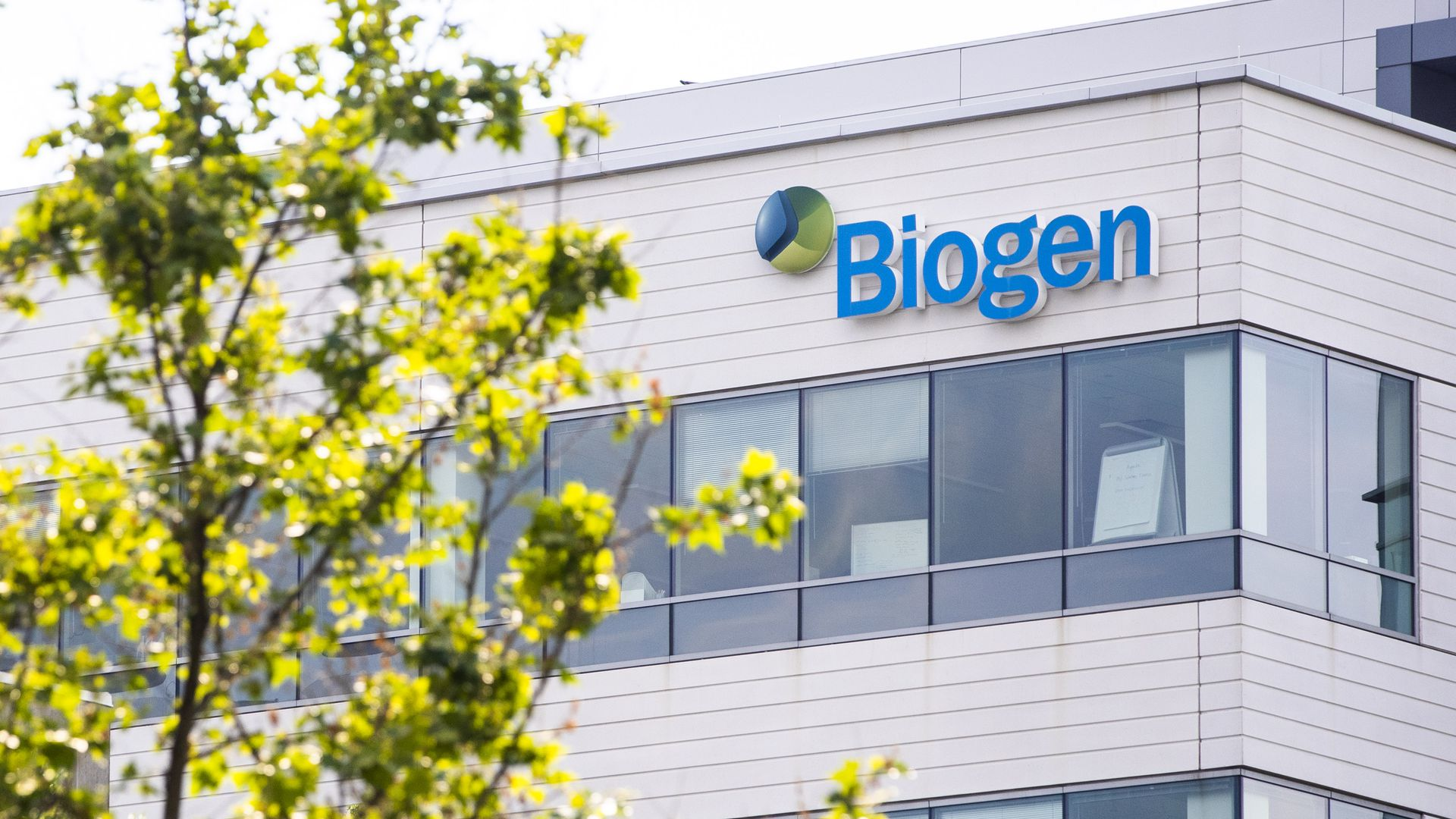 Biogen says FDA didn't push for trial before Alzheimer's approval - Axios