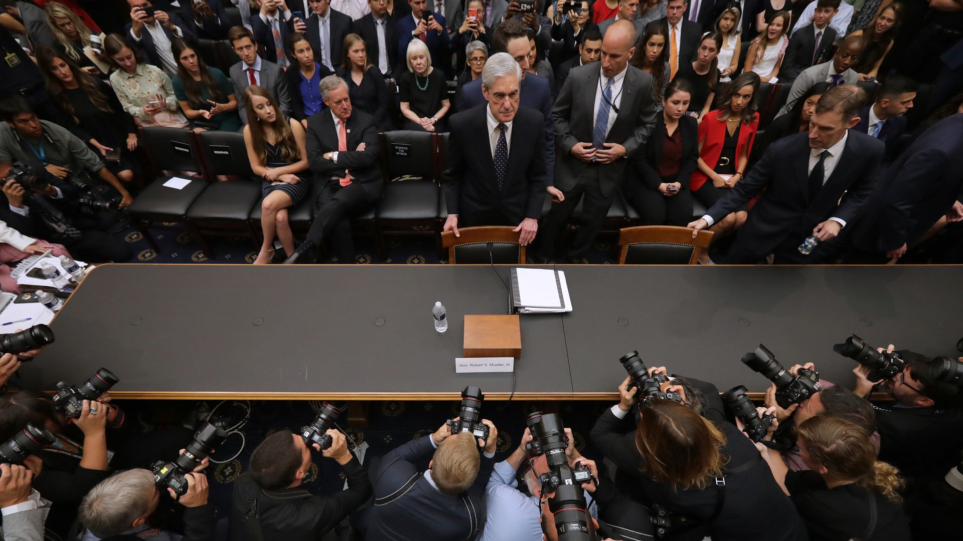 Mpa Testifies For Rate Increase To >> The 9 Big Moments From Robert Mueller S House Testimony Axios