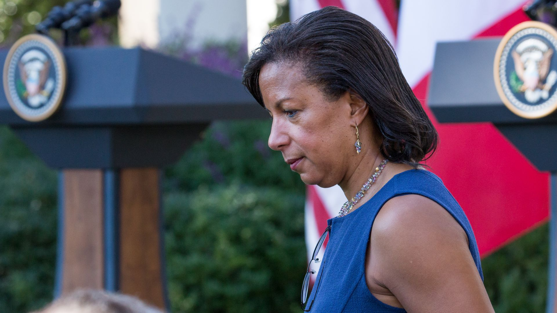 Susan Rice letter could be next House Intel memo   Axios