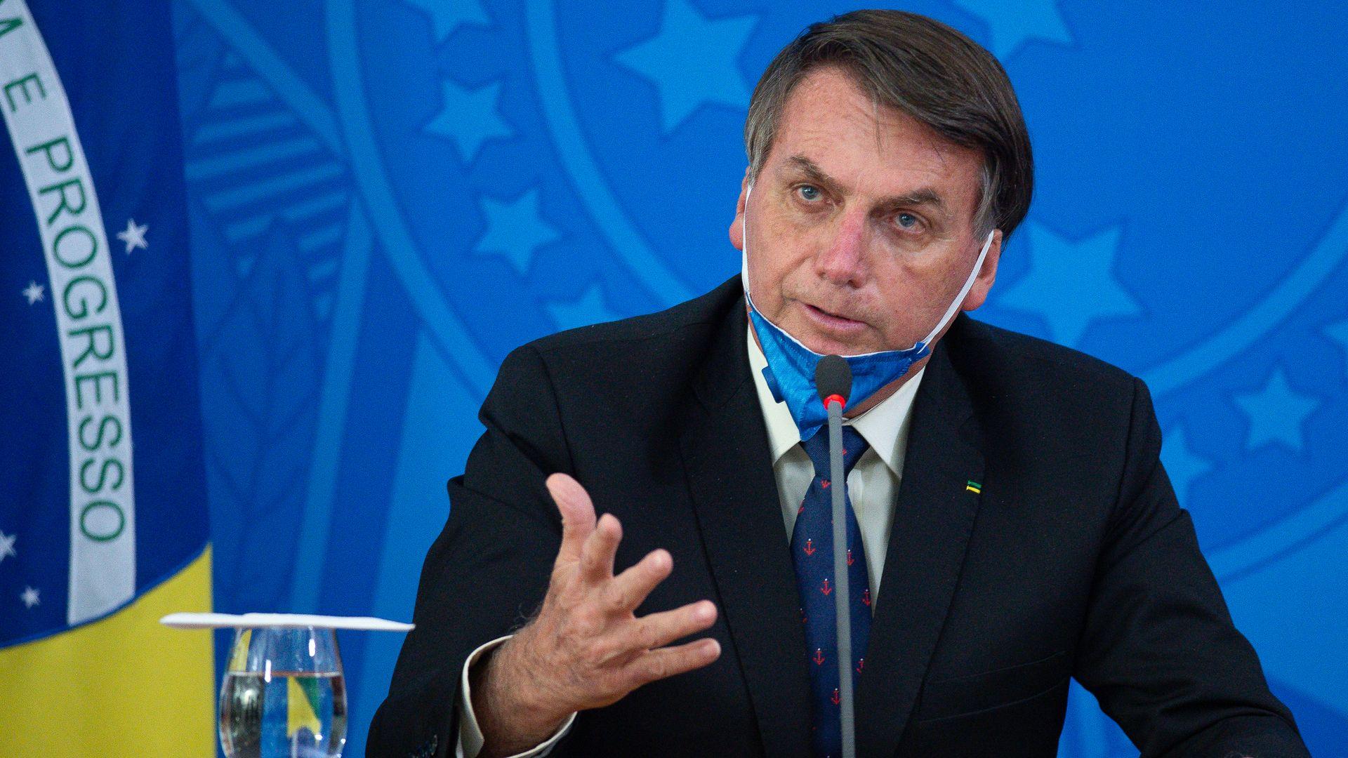 Brazil coronavirus cases surge: Bolsonaro pushes states to reopen ...