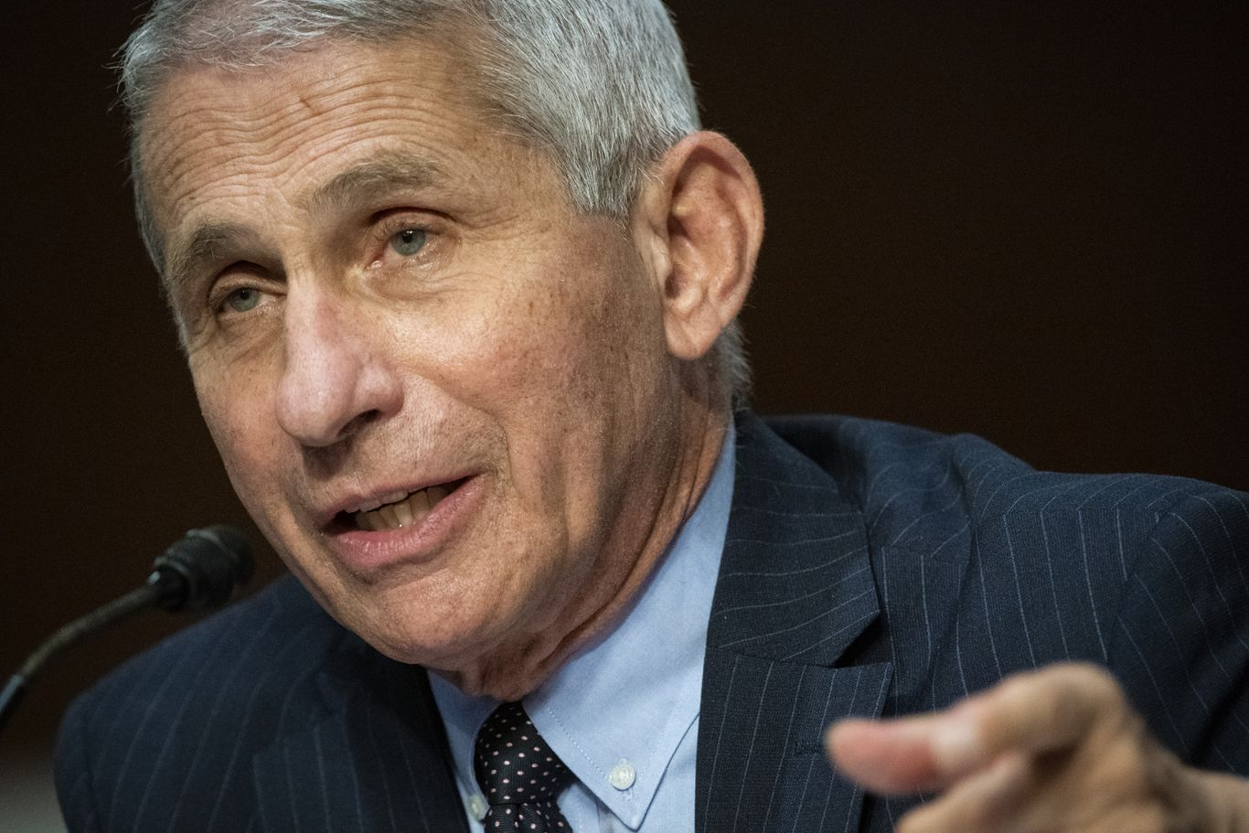 Fauci and other experts give advice on day-to-day life in a pandemic