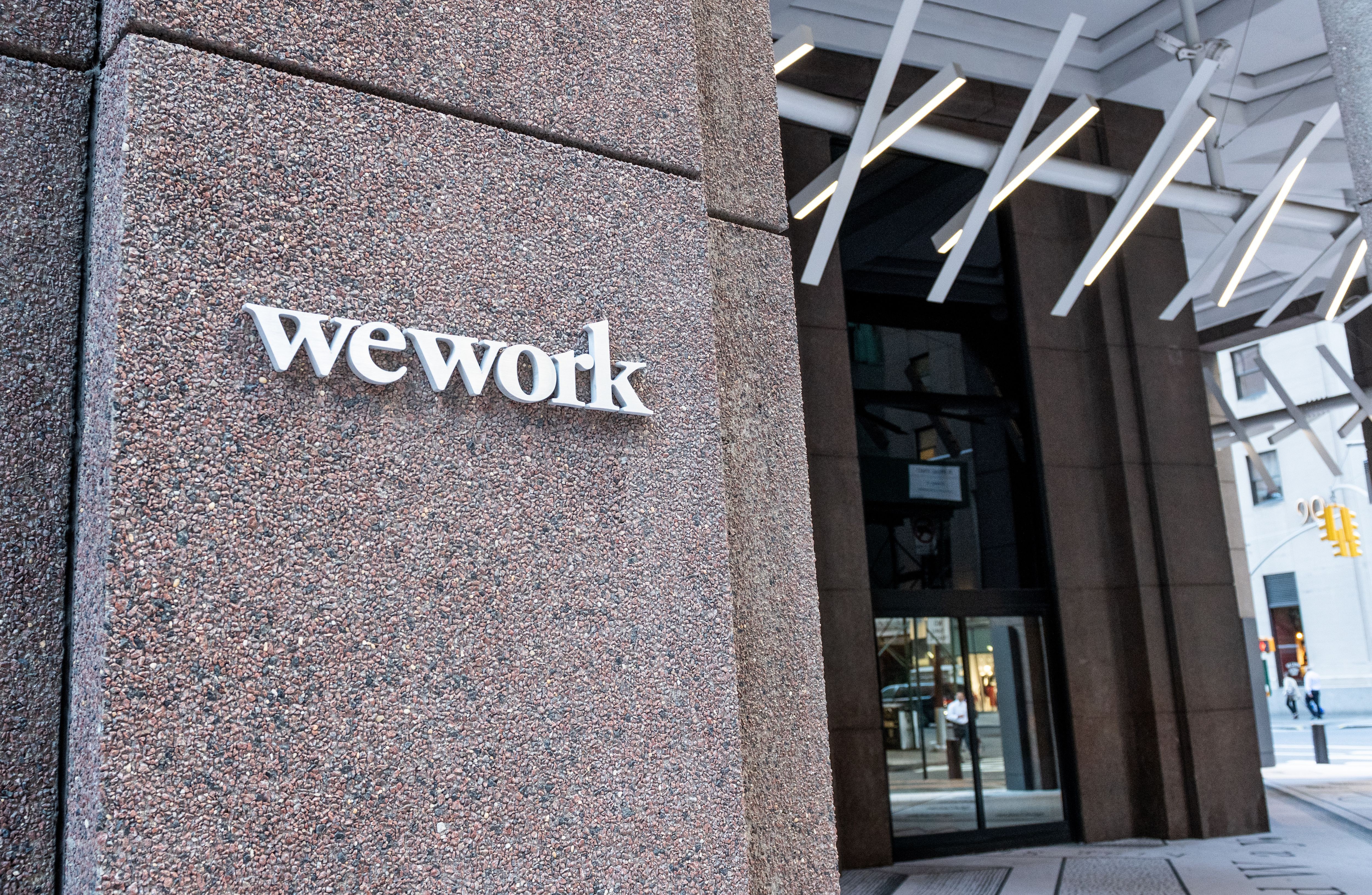 SoftBank agrees to $2 billion WeWork investment - Axios