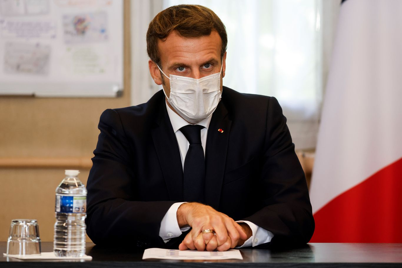 France imposes lockdown as Macron warns of overwhelming second COVID wave thumbnail