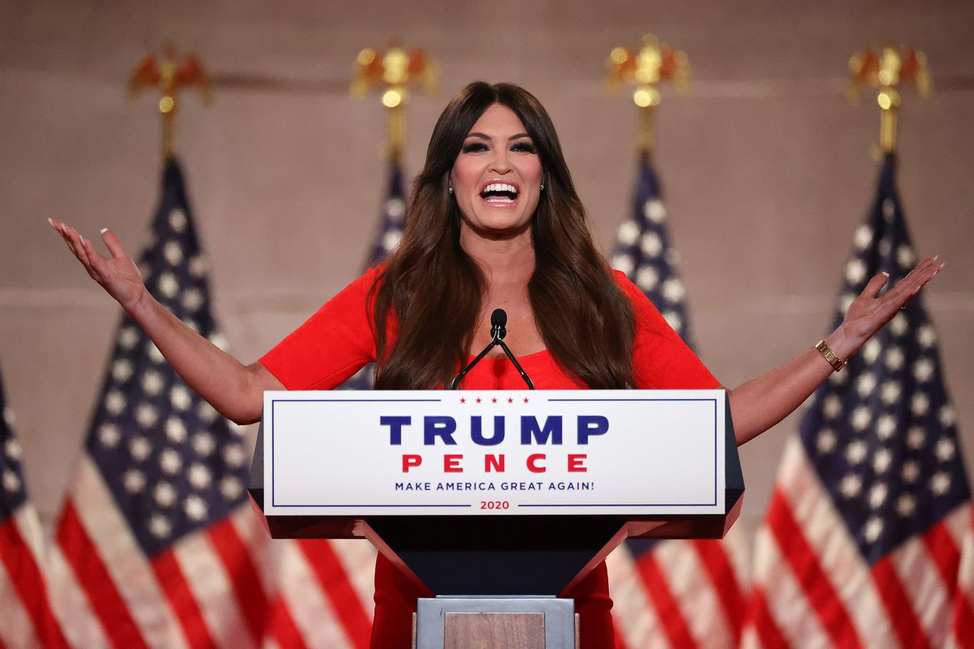 TV viewership for Night 1 of the RNC was 13% lower than the DNC thumbnail
