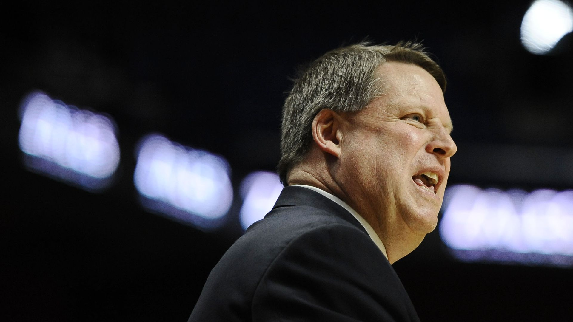 There's a lot to learn from Old Dominion head basketball coach Jeff Jones recovery from prostate cancer. Photo: Jessica Hill / AP