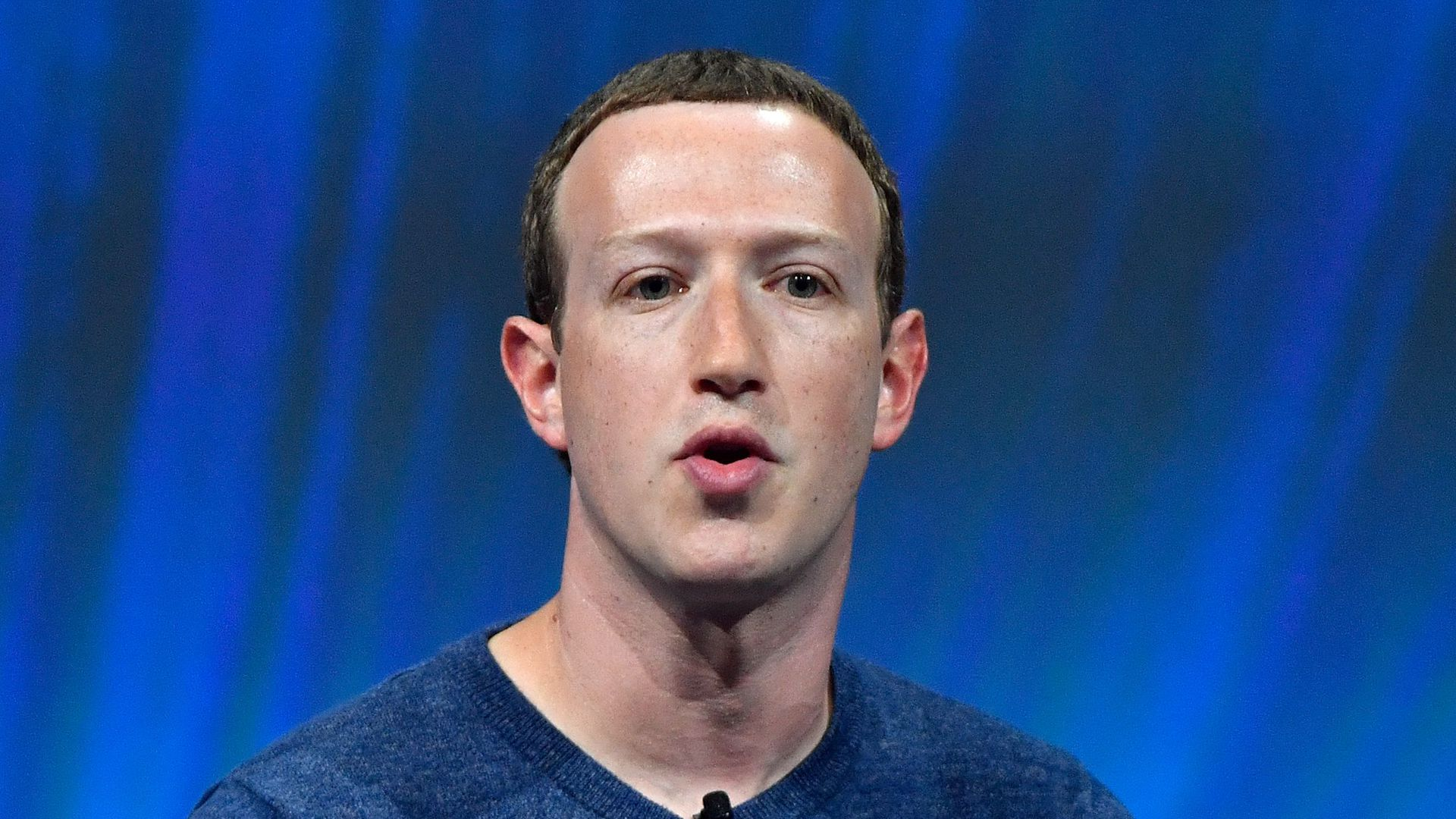 Zuckerberg addresses new report on breached Facebook user data