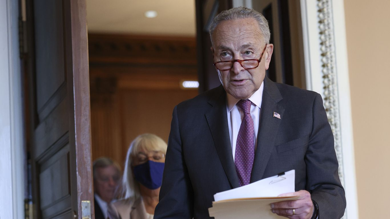 Congress passes short-term government funding bill, averting shutdown thumbnail