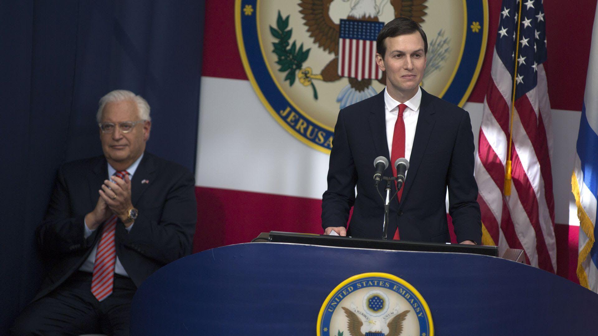 Trump administration set to release details of Jared Kushner's Middle East peace plan