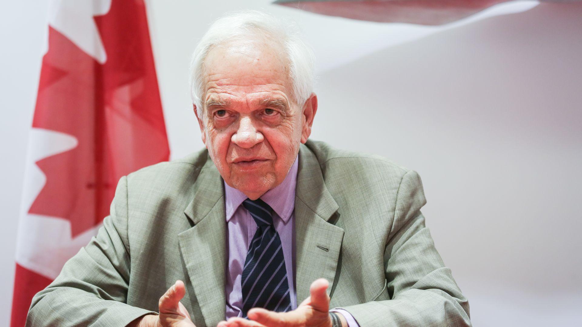 Canadian ambassador