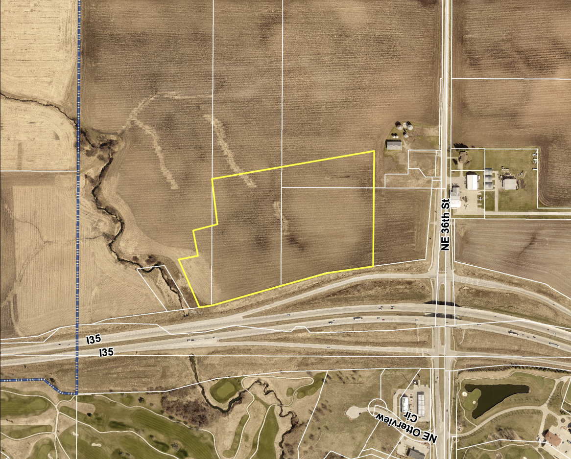 map of proposed ankeny costco
