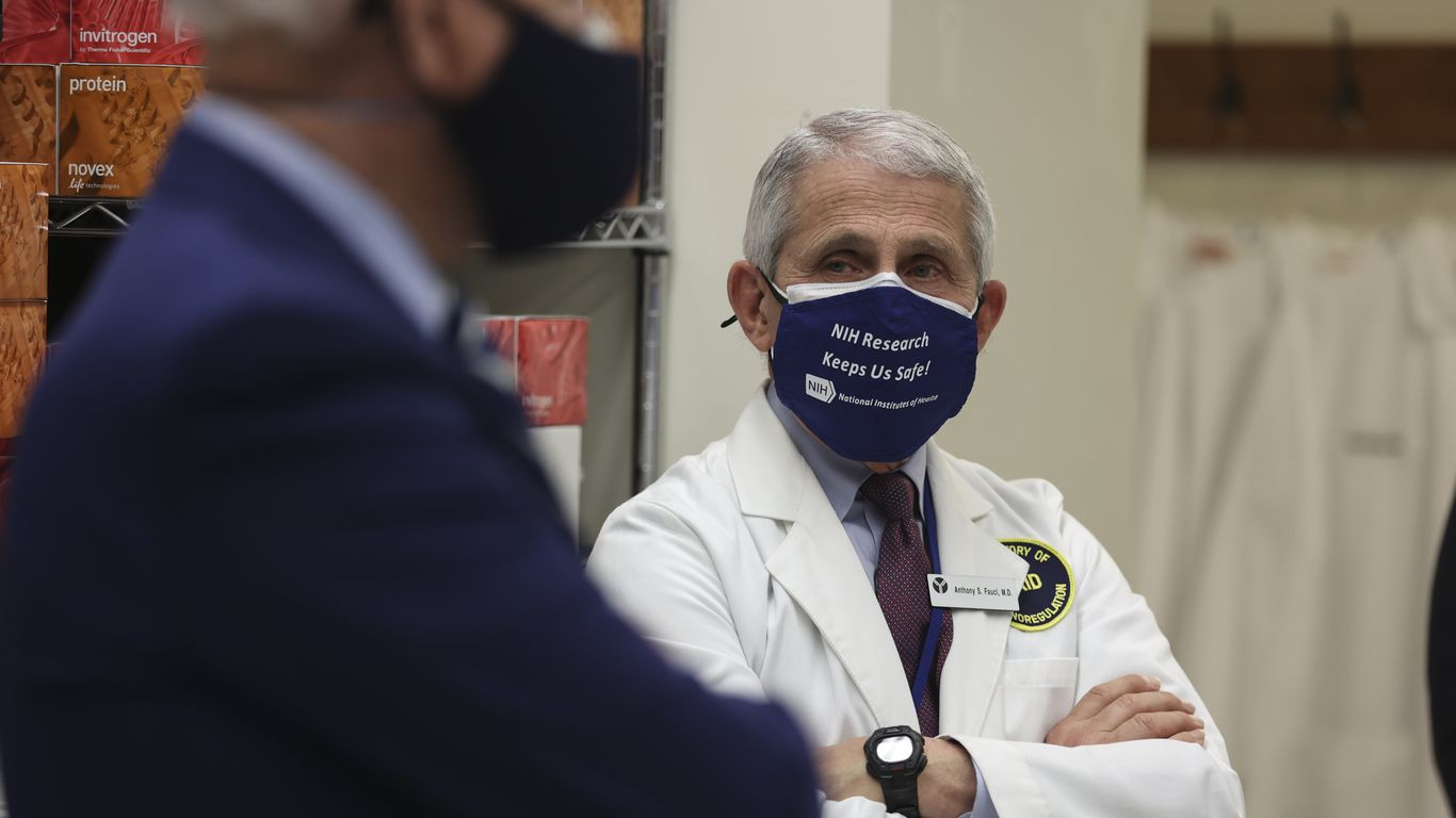 White House to send 25 million free masks to America's most vulnerable