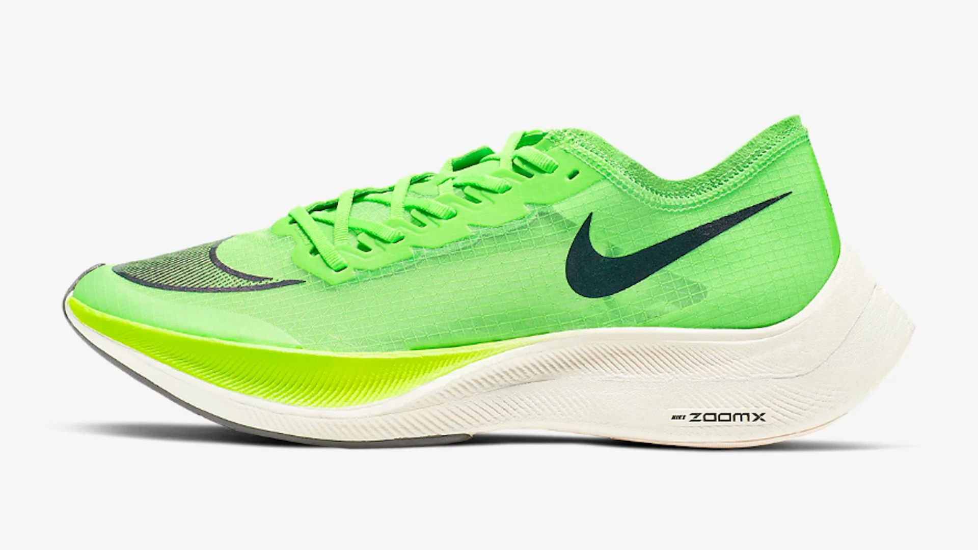 The Nike ZoomX Vaporfly