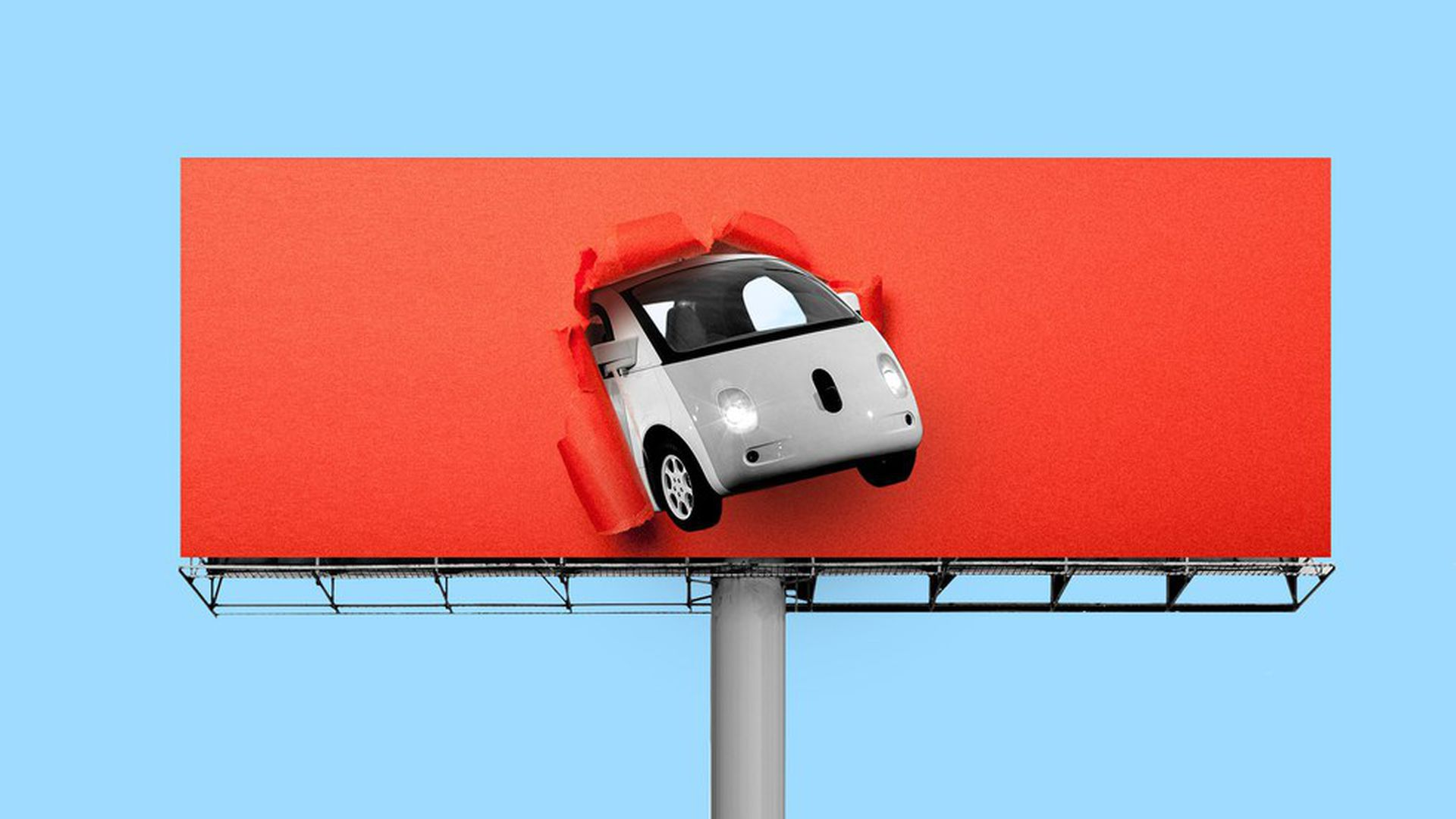 The Future Of Media In Driverless Cars Depends On Who Owns The Data
