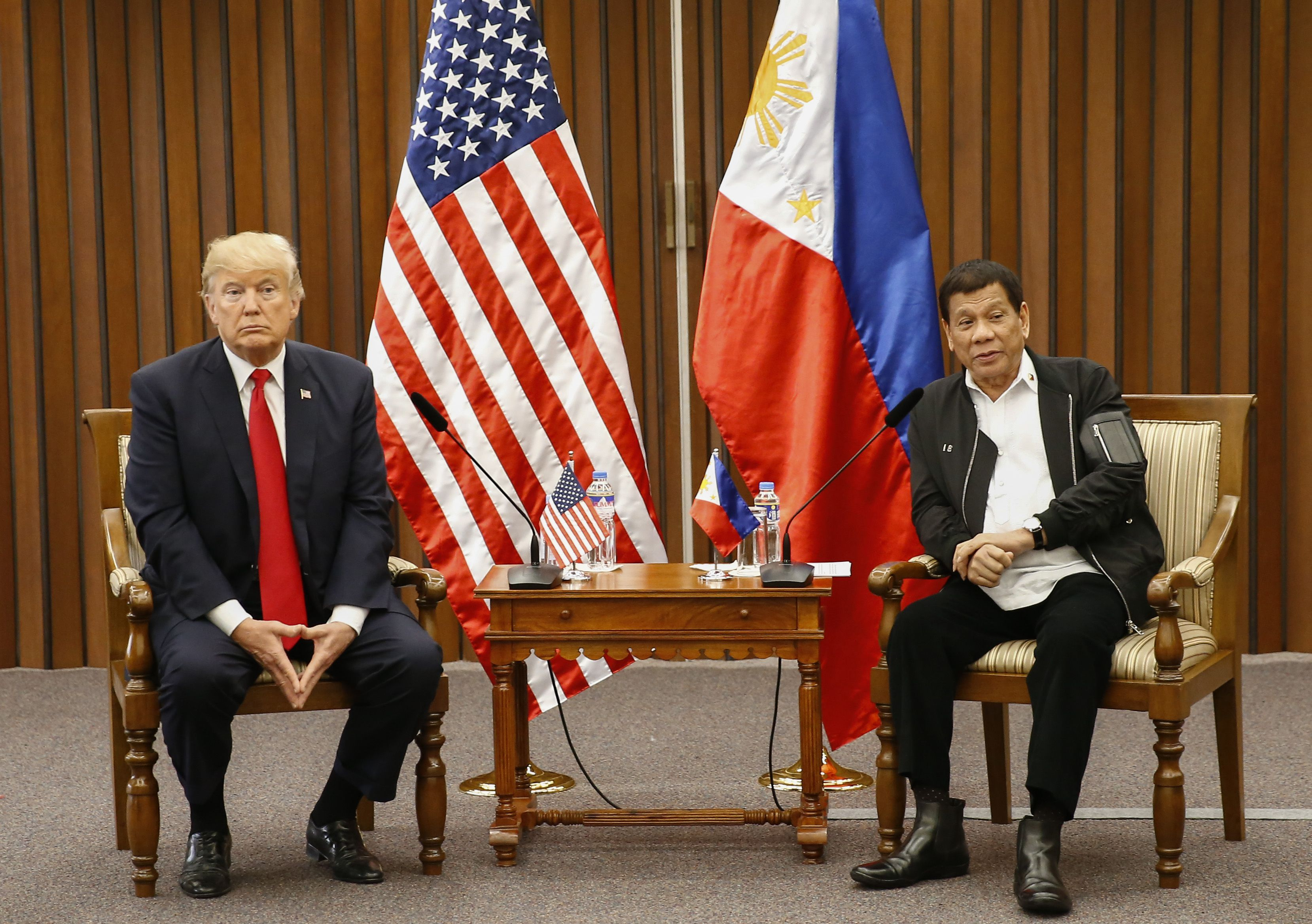 Philippines reverses decision to terminate military pact with U.S.