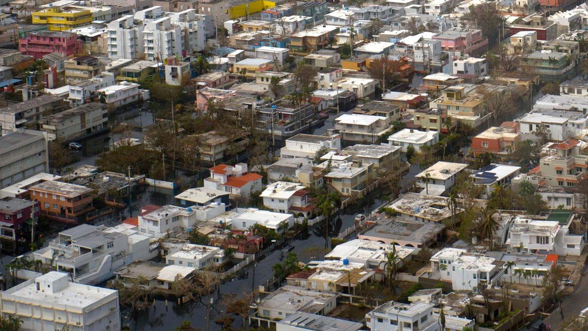 02cbf98b4b5 Recovery progresses slowly in Puerto Rico - Axios